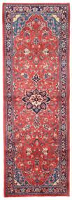 Sarough Matta 106X307 Äkta Orientalisk Handknuten Hallmatta (Ull, Persien/Iran)