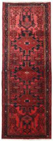 Hamadan Χαλι 109X306 Ανατολής Χειροποιητο Χαλι Διαδρομοσ Σκούρο Κόκκινο/Kόκκινα (Μαλλί, Περσικά/Ιρανικά)