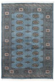 Pakistan Bokhara 2Ply Rug 125X180 Authentic Oriental Handknotted Blue/Dark Blue/Light Grey (Wool, Pakistan)