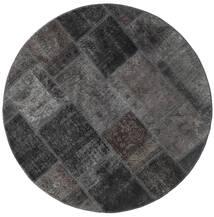 Patchwork - Persien/Iran Tappeto Ø 150 Moderno Fatto A Mano Rotondo (Lana, Persia/Iran)