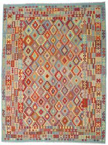 Kilim Afgán Old Style Szőnyeg 267X348 Keleti Kézi Szövésű Nagy (Gyapjú, Afganisztán)