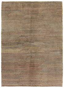 Gabbeh Persia Rug 176X240 Authentic  Modern Handwoven Light Brown/Brown/Light Grey (Wool, Persia/Iran)
