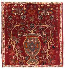 Kaszkaj Dywan 62X65 Orientalny Tkany Ręcznie Kwadratowy (Wełna, Persja/Iran)