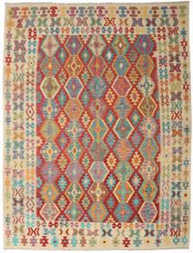 Kilim Afgán Old Style Szőnyeg 261X342 Keleti Kézi Szövésű Nagy (Gyapjú, Afganisztán)