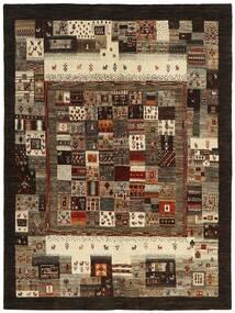 Gabbeh Persia Tappeto 152X207 Moderno Tessuto A Mano Marrone Scuro/Marrone (Lana, Persia/Iran)