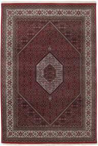 Bidjar Indo Matto 170X245 Itämainen Käsinkudottu Vaaleanruskea/Tummanpunainen/Tummanruskea (Villa, Intia)