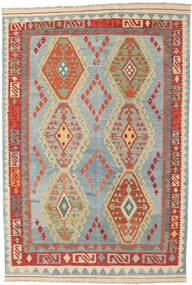 Kilim Afgán Old Style Szőnyeg 196X286 Keleti Kézi Szövésű (Gyapjú, Afganisztán)