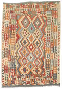 Κιλίμ Afghan Old Style Χαλι 207X300 Ανατολής Χειροποίητη Ύφανση (Μαλλί, Αφγανικά)