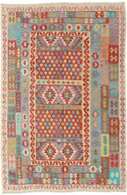 Kilim Afgán Old Style Szőnyeg 196X297 Keleti Kézi Szövésű (Gyapjú, Afganisztán)