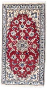 Nain Matto 68X129 Itämainen Käsinsolmittu (Villa, Persia/Iran)