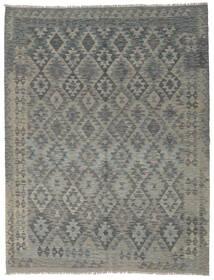 Kilim Afghan Old Style Rug 170X240 Authentic  Oriental Handwoven Dark Grey (Wool, Afghanistan)