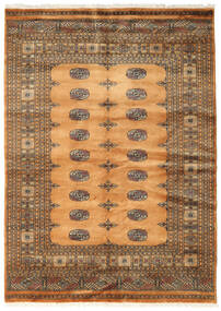 Pakistan Bokhara 2Ply Rug 166X231 Authentic  Oriental Handknotted Brown/Light Brown (Wool, Pakistan)