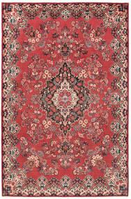 Moud Dywan 208X317 Orientalny Tkany Ręcznie (Wełna/Jedwab, Persja/Iran)