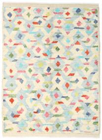 Barchi/Moroccan Berber - パキスタン 絨毯 148X197 モダン 手織り ベージュ/ホワイト/クリーム色 (ウール, パキスタン)