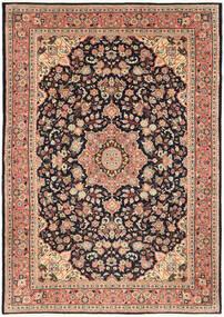 Mehraban Rug 216X300 Authentic Oriental Handknotted Dark Brown/Dark Blue (Wool, Persia/Iran)
