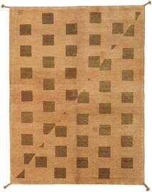 Gabbeh Indisk Teppe 175X233 Ekte Moderne Håndknyttet Lysbrun/Mørk Beige (Ull, India)