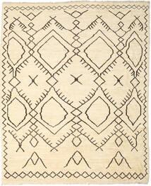 Moroccan Berber - Afghanistan 絨毯 247X301 モダン 手織り ベージュ/暗めのベージュ色の (ウール, アフガニスタン)
