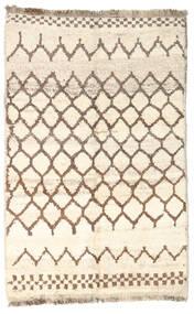 Moroccan Berber - Afganistan 絨毯 91X138 モダン 手織り ベージュ/薄い灰色 (ウール, アフガニスタン)