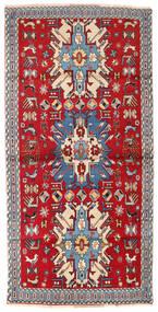 Baloutche Tapis 96X196 D'orient Fait Main Beige/Rouge Foncé (Laine, Perse/Iran)