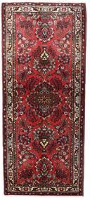 Mehraban Teppich 80X186 Echter Orientalischer Handgeknüpfter Läufer Dunkelrot/Braun (Wolle, Persien/Iran)