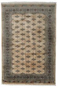 パキスタン ブハラ 3Ply 絨毯 168X248 オリエンタル 手織り 薄い灰色/濃いグレー/薄茶色 (ウール, パキスタン)
