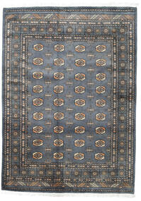 パキスタン ブハラ 3Ply 絨毯 171X239 オリエンタル 手織り 濃いグレー/茶 (ウール, パキスタン)