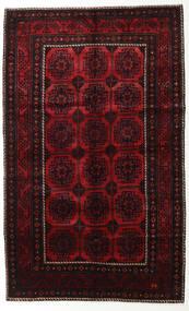 Lori Tapis 155X250 D'orient Fait Main Marron Foncé/Rouge Foncé (Laine, Perse/Iran)