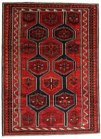 Lori Tapis 210X280 D'orient Fait Main Marron Foncé/Rouille/Rouge/Rouge Foncé (Laine, Perse/Iran)