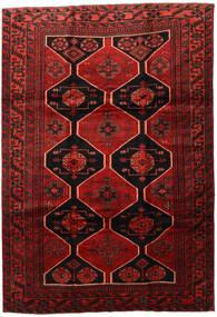 Lori Tapis 218X317 D'orient Fait Main Rouge Foncé/Marron Foncé/Rouille/Rouge (Laine, Perse/Iran)