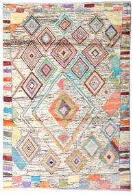 Moroccan Berber - Afghanistan 絨毯 119X176 モダン 手織り ベージュ/暗めのベージュ色の (ウール, アフガニスタン)