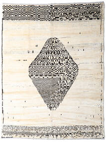 Moroccan Berber - Afghanistan 絨毯 144X188 モダン 手織り ベージュ/ホワイト/クリーム色/薄い灰色 (ウール, アフガニスタン)