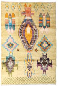 Moroccan Berber - Afghanistan Alfombra 118X175 Moderna Hecha A Mano Beige Oscuro/Beige (Lana, Afganistán)