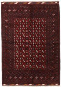 アフガン 絨毯 172X235 オリエンタル 手織り 深紅色の (ウール, アフガニスタン)