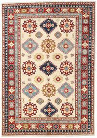 Kazak Dywan 171X247 Orientalny Tkany Ręcznie Beżowy/Ciemnobrązowy (Wełna, Pakistan)