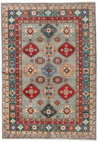 カザック 絨毯 172X245 オリエンタル 手織り 濃いグレー/薄い灰色 (ウール, パキスタン)