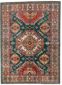Afgan Dywan 84X117 Orientalny Tkany Ręcznie Ciemnoszary/Ciemnoczerwony (Wełna, Afganistan)