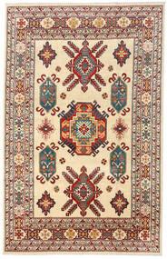 カザック 絨毯 195X307 オリエンタル 手織り 薄茶色/ベージュ (ウール, パキスタン)