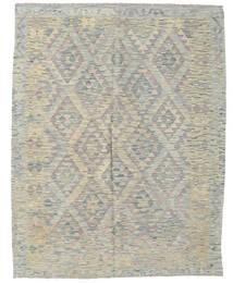 Ćilim Afghan Old Style Sag 159X200 Autentični  Orijentalni Ručno Tkani Svjetlosiva (Vuna, Afganistan)