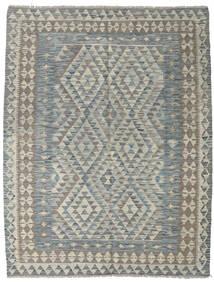 Ćilim Afghan Old Style Sag 155X199 Autentični  Orijentalni Ručno Tkani (Vuna, Afganistan)