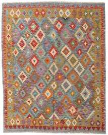 キリム アフガン オールド スタイル 絨毯 99X154 オリエンタル 手織り 薄い灰色/濃いグレー (ウール, アフガニスタン)