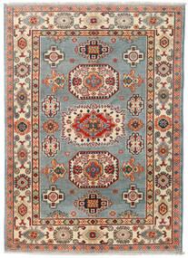 Kazak Teppe 174X224 Ekte Orientalsk Håndknyttet Mørk Grå/Mørk Rød (Ull, Pakistan)