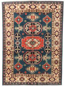 カザック 絨毯 146X203 オリエンタル 手織り 紺色の/濃いグレー (ウール, パキスタン)