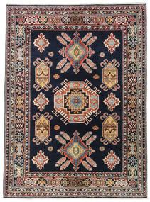 カザック 絨毯 148X203 オリエンタル 手織り 黒/ベージュ (ウール, パキスタン)
