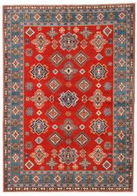 カザック 絨毯 169X238 オリエンタル 手織り 錆色/薄茶色 (ウール, パキスタン)
