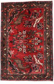 Asadabad Vloerkleed 70X106 Echt Oosters Handgeknoopt Donkerrood/Donkerbruin (Wol, Perzië/Iran)