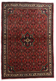 Hosseinabad Rug 104X150 Authentic  Oriental Handknotted (Wool, Persia/Iran)