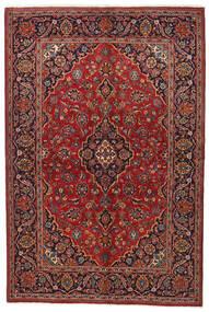 Kashan Covor 144X215 Orientale Lucrat Manual (Lână, Persia/Iran)