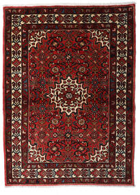 Hosseinabad Rug 107X146 Authentic  Oriental Handknotted (Wool, Persia/Iran)