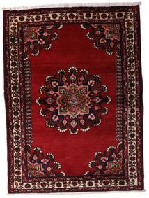 ファラハン 絨毯 110X150 オリエンタル 手織り 深紅色の/赤 (ウール, ペルシャ/イラン)