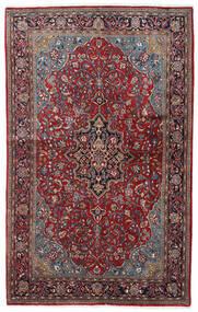Sarouk Sherkat Farsh Covor 132X211 Orientale Lucrat Manual (Lână, Persia/Iran)